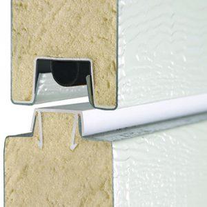 Amarr garage door insulation