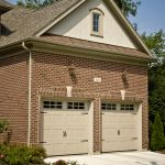 decorative garage door